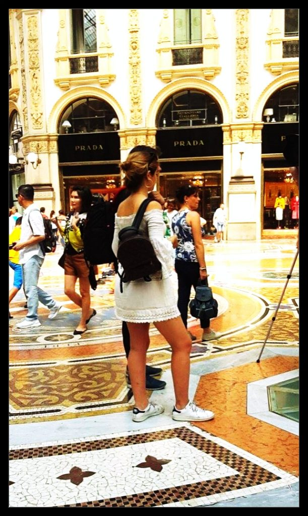 Milan Summer Fashion
